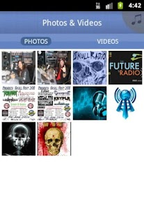 Skull Records Radio - screenshot thumbnail