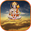 Hanuman Ji LiveWall and Temple icon
