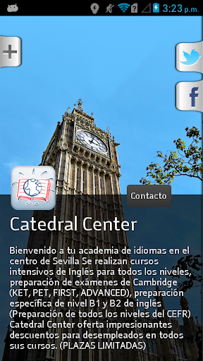 Catedral Center