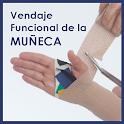 Vendaje Funcional de la Muñeca icon
