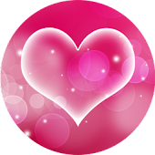 Pink Hearts – Live Wallpaper