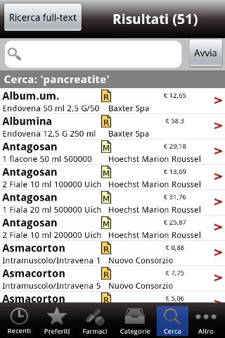 FarmaciaPlus - screenshot