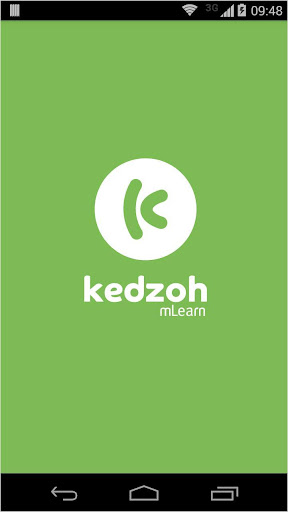 Kedzoh mobile learning