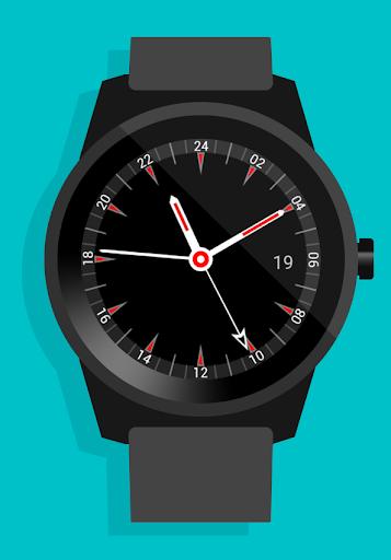 Timetraveler Wear Watch Face