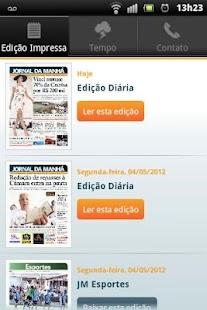 Jornal da Manhã- screenshot thumbnail