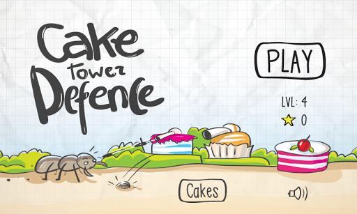 Cake Tower Defense