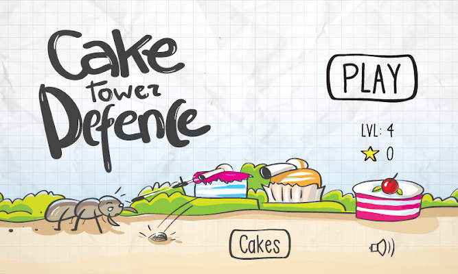 Cake Tower Defense - screenshot