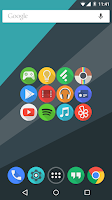 Screenshot of Click UI - Icon Pack