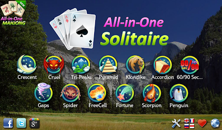 All-in-One Solitaire FREE 20151217 screenshot 221804