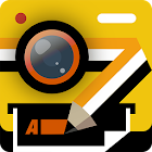 Text Photo Editor–Holiday Pics icon