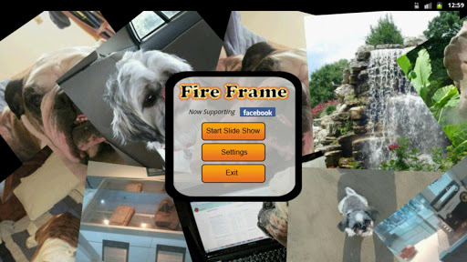 FireFrame - Free Picture Frame