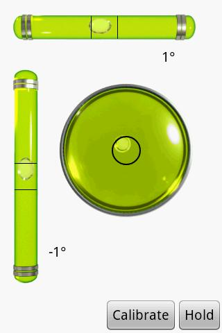 Spirit Level Plus- screenshot