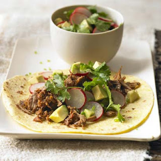 Pulled Pork with Mexican Almond Mole Sauce Recipe