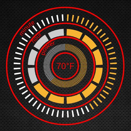 【免費個人化App】Graduated Zooper Widget Pack-APP點子