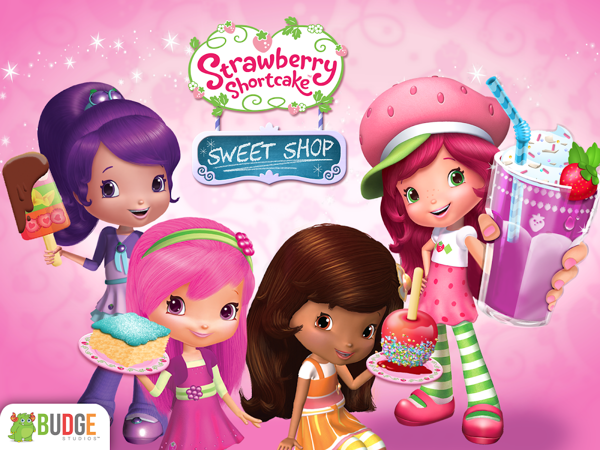 Screenshots of Strawberry Sweet Shop for iPhone