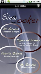 iCooking Slow Cooker - screenshot thumbnail