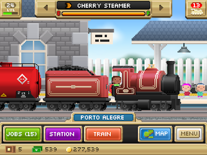 Pocket Trains - screenshot thumbnail