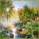 Horses Island Live Wallpaper