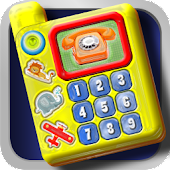 Baby Play Phone Game for Kids