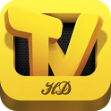 HD Live TV Play icon