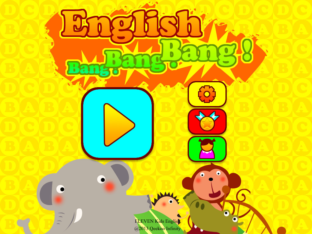 English Bang!Bang!Bang! - screenshot