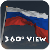 Real Russia Flag Live Wall +