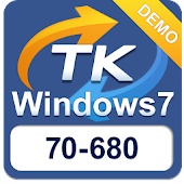 70-680 Windows 7 Demo