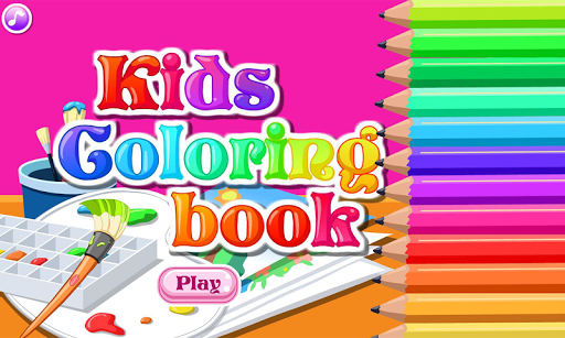 Kids Coloring Book Games Apk Free Download For Android PC Windows Screenshot