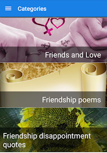 Friendship quotes- screenshot thumbnail