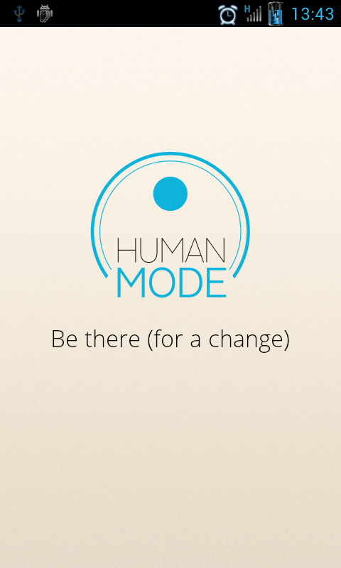 Human Mode - screenshot