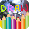 Photo DRAW free icon