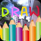 Photo DRAW free icon