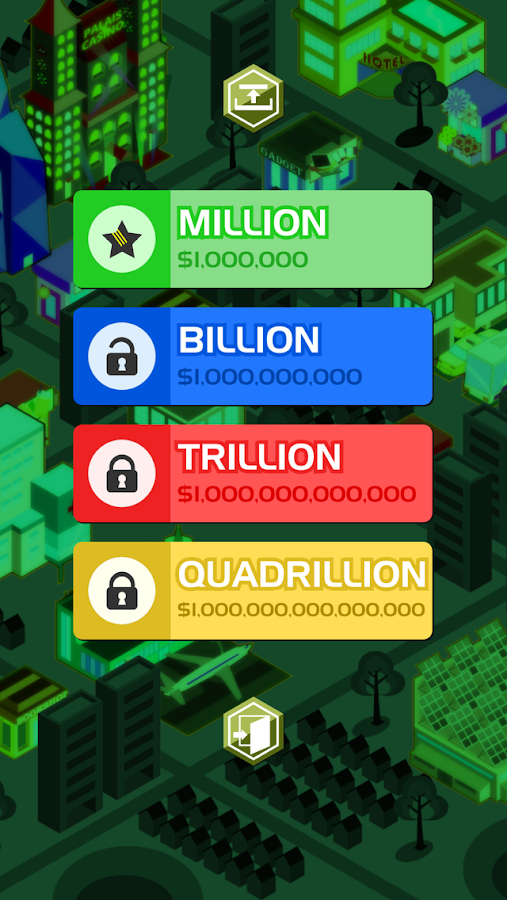 Billionaire Blitz- screenshot