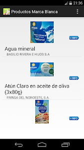 GuaitXopFree (Marcas Blancas) screenshot 3