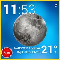 Weather Animated Widgets Free 7.50
