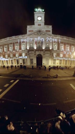 New Year Madrid VR