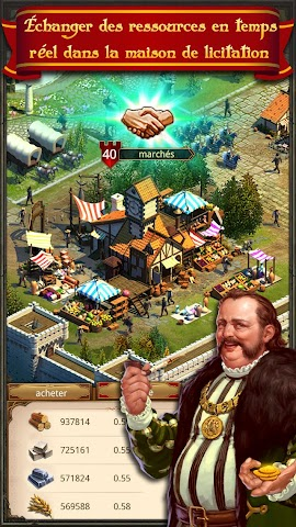 android King's Empire Screenshot 1