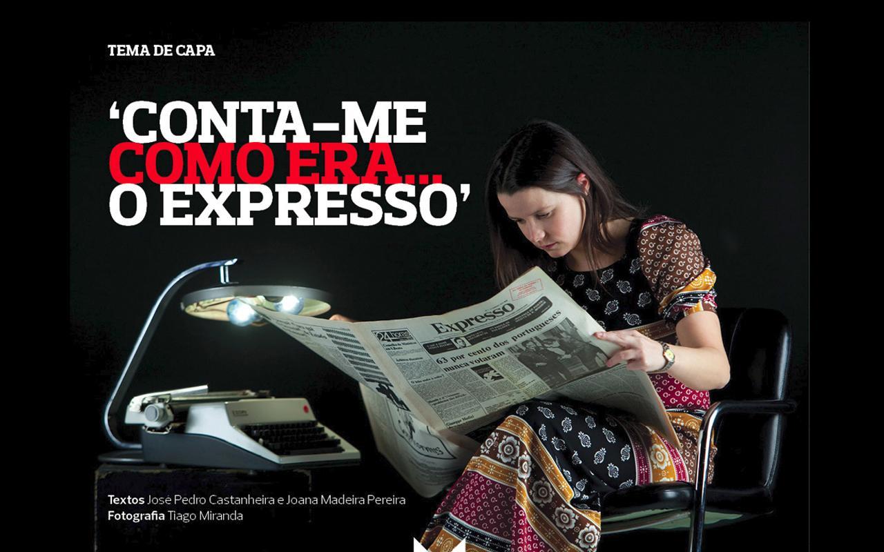 Expresso- screenshot