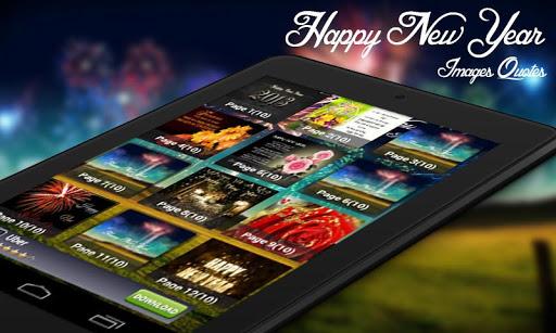 玩攝影App|Happy New Year Images & Quotes免費|APP試玩