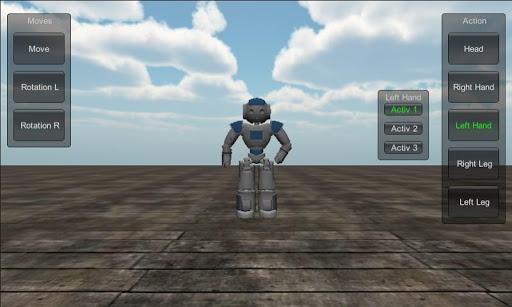 Programming robots. demo