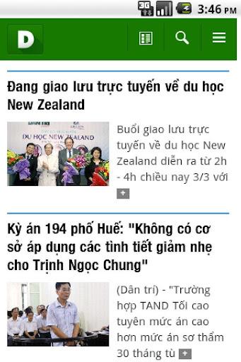 Báo Dân Trí - Bao Dan Tri