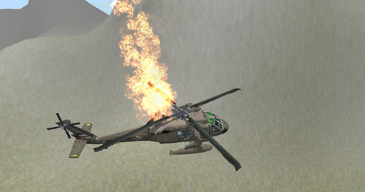 Helicopter Free Flight