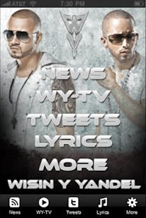 Wisin Y Yandel TV (New) - screenshot thumbnail