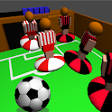 Flick it Football 3d Pro icon