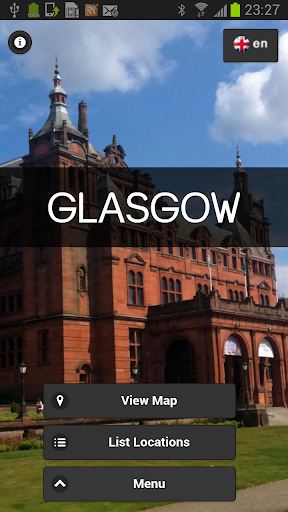 Glasgow City Guide 2014