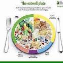 Eat Healthy Live Healthy logo