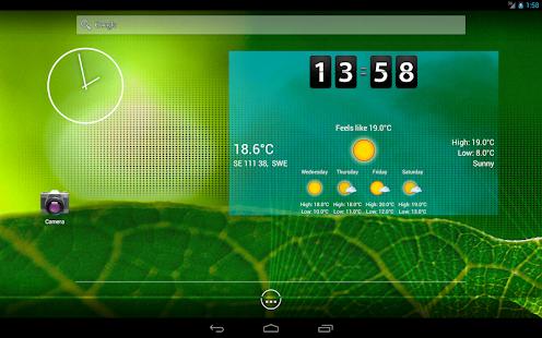天氣必備免費app推薦|Weather Widget線上免付費app下載|3C達人阿輝的APP