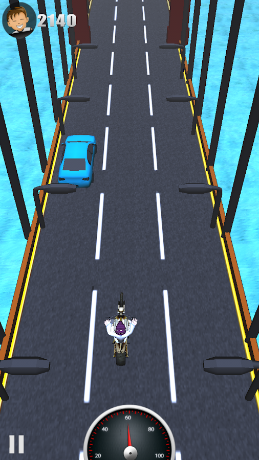 Maximan Rider- screenshot
