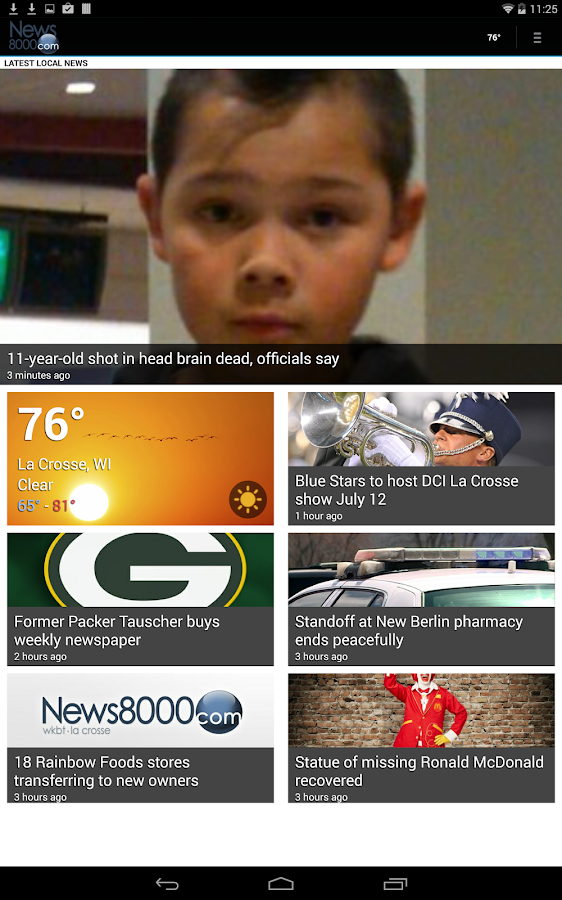 News8000- screenshot