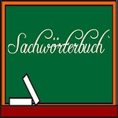 Sachwörterbuch